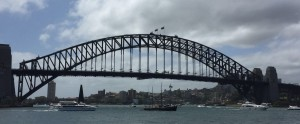 Sydney Bridge - cropped